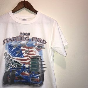 2009 Starting Field Indianapolis 500 Graphic Tee